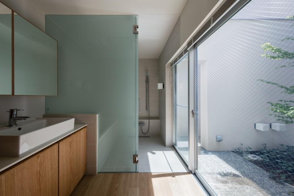 井の頭の家 (バスルーム)
