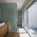 井の頭の家の写真 バスルーム