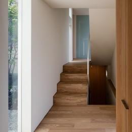 井の頭の家 (階段)