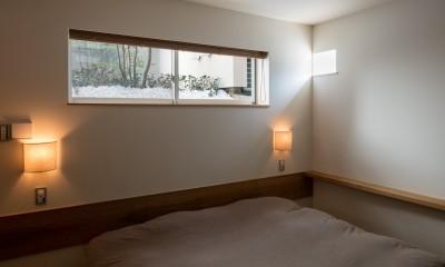井の頭の家 (寝室)