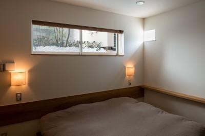 寝室 (井の頭の家)