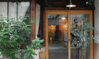 円居 (入口)