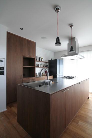 キッチン (M邸)