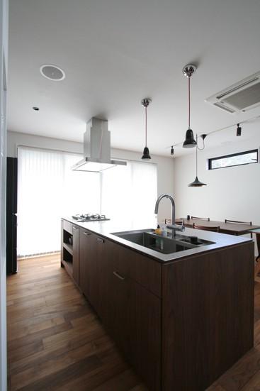 M邸 (キッチン)