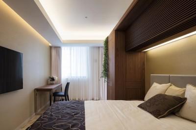 寝室 (大崎の家)