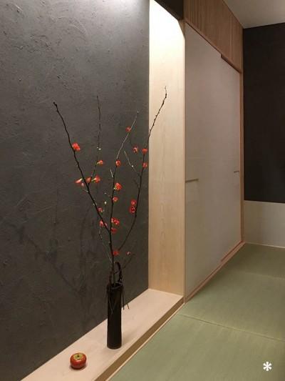 和室 (大崎の家)