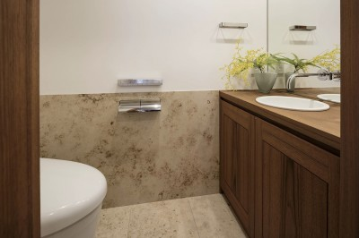 トイレ (大崎の家)