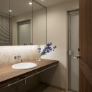 大崎の家の写真 洗面室