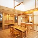 山中 文彦 @ 木の家づくりネットワークの住宅事例「家事が楽な和みの木の家」