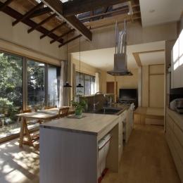 築40年 木造戸建住宅のフルリノベーション