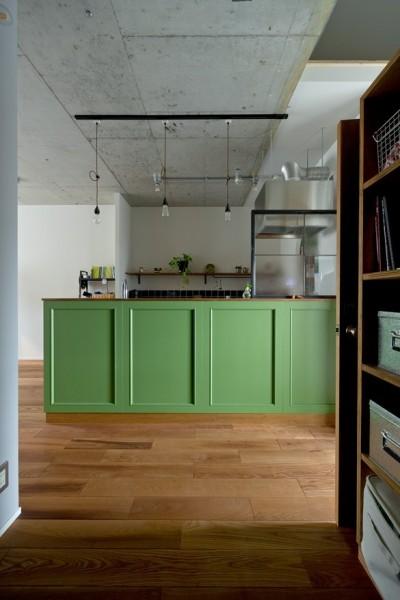 キッチン (我が家が遊び場-PLAYGROUND-)