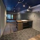 ガウディランド ×リノベ不動産の住宅事例「ひみつ基地を、もう一度」