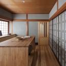 愛でる家|数寄屋風戸建て住宅のリノベーション【奈良市】の写真 ギャラリー