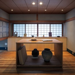 愛でる家|数寄屋風戸建て住宅のリノベーション【奈良市】 (ギャラリー)