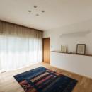 愛でる家|数寄屋風戸建て住宅のリノベーション【奈良市】の写真 応接室