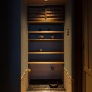 愛でる家|数寄屋風戸建て住宅のリノベーション【奈良市】の写真 水屋