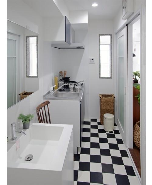 デザイナーズ集合住宅・共同住宅 (水廻りはデザインの見せ場)
