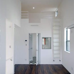 土地有効活用・デザイナーズ3階建て木造共同住宅 (ローコストデザイン賃貸住宅)