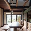 道建設の住宅事例「母屋と蔵を改装し三世代古民家へ」