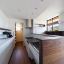 haus-agit/人里離れた眺めの良い場所に佇む爽快なアジトの写真 キッチン
