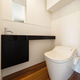 haus-agit/人里離れた眺めの良い場所に佇む爽快なアジト (トイレ)