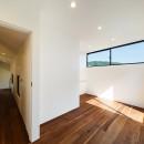 haus-agit/人里離れた眺めの良い場所に佇む爽快なアジトの写真 寝室