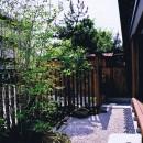 建築家/デザイナー(畠山成好)の住宅事例「M邸ー終の住処として二つの庭を持つコートハウス」