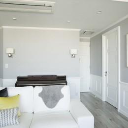 K邸 (シンプルで洗練された空間)