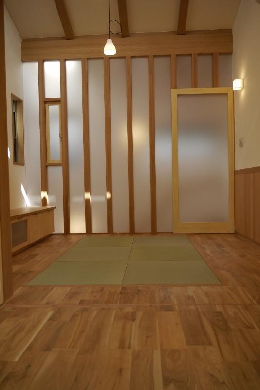 居間 (神戸の家)