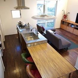 LDK (間取りや素材も全て希望通りに デザイン設計+注文住宅の魅力満載)