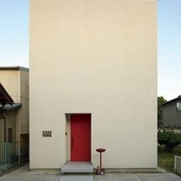 外観 (間取りや素材も全て希望通りに デザイン設計+注文住宅の魅力満載)