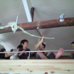 築40年 木造戸建住宅のフルリノベーション (ロフト)
