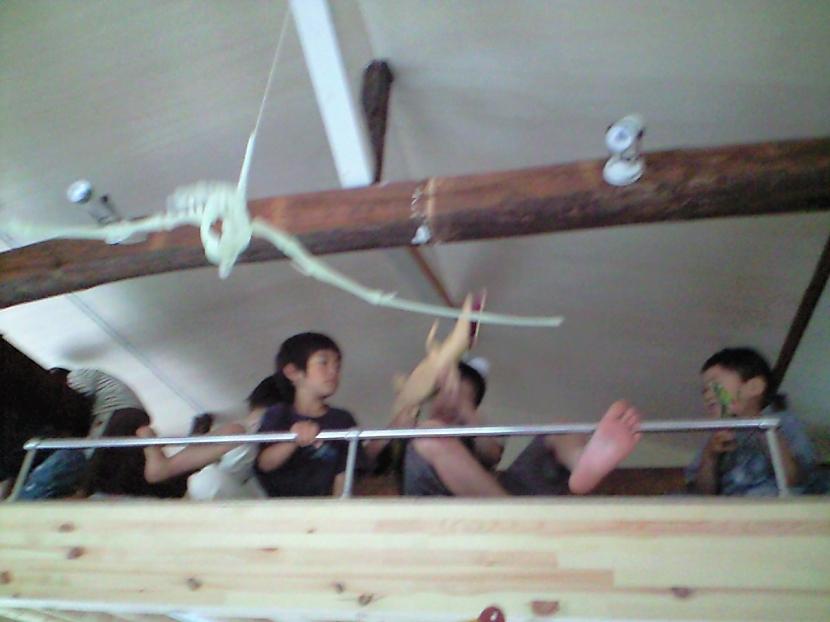 築40年 木造戸建住宅のフルリノベーションの部屋 ロフト