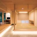 施主さんと建築士の感性が美しい大人の住まいを実現の写真 和室