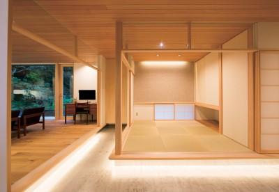 和室 (施主さんと建築士の感性が美しい大人の住まいを実現)