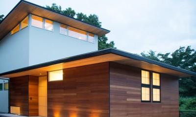 施主さんと建築士の感性が美しい大人の住まいを実現
