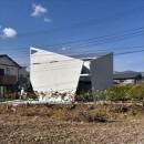 インパクトのある家の写真 外観