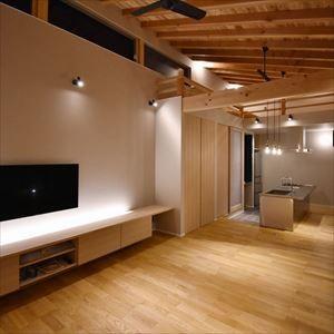 インパクトのある家 (2階 LDK)