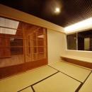 山梨県S邸の写真 和室