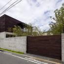堺の週末住宅の写真 庭側の外観
