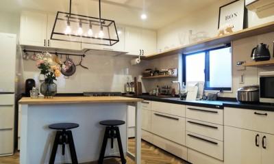 Kitchen M様邸