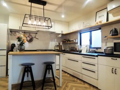 Kitchen (M様邸)
