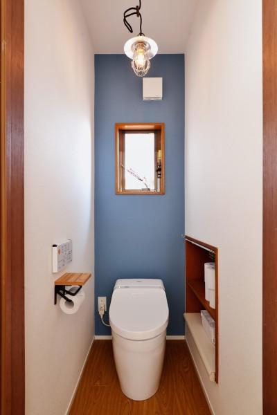 トイレ (暮らしながら育てていく住まい)