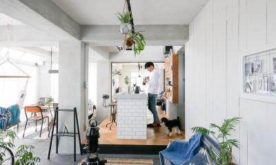 キッチン|city surf 都会的サーフデザイン