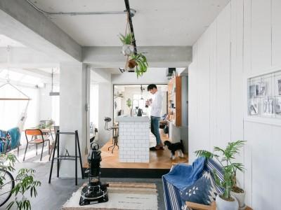 キッチン (city surf 都会的サーフデザイン)