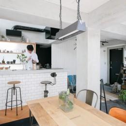 city surf 都会的サーフデザイン (キッチン2)
