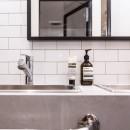流行りやブランドにはとらわれない楽でのんびりできる家の写真 洗面台2
