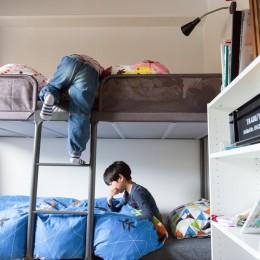 流行りやブランドにはとらわれない楽でのんびりできる家 (子供部屋)