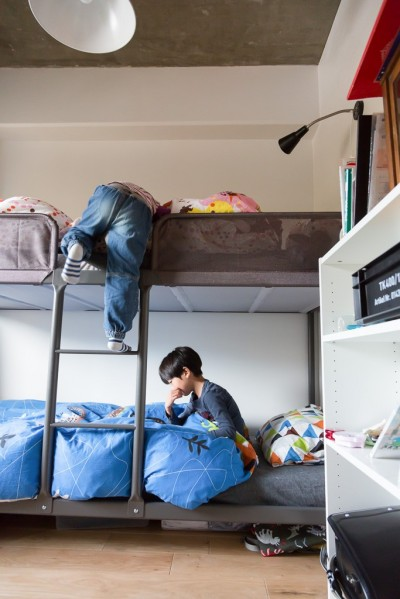 子供部屋 (流行りやブランドにはとらわれない楽でのんびりできる家)