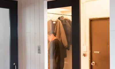 玄関|流行りやブランドにはとらわれない楽でのんびりできる家